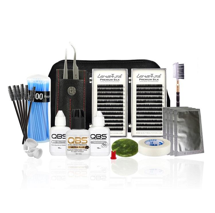 QBS® Eyelash Extension Kit Professional - Loventure® Silk Lash