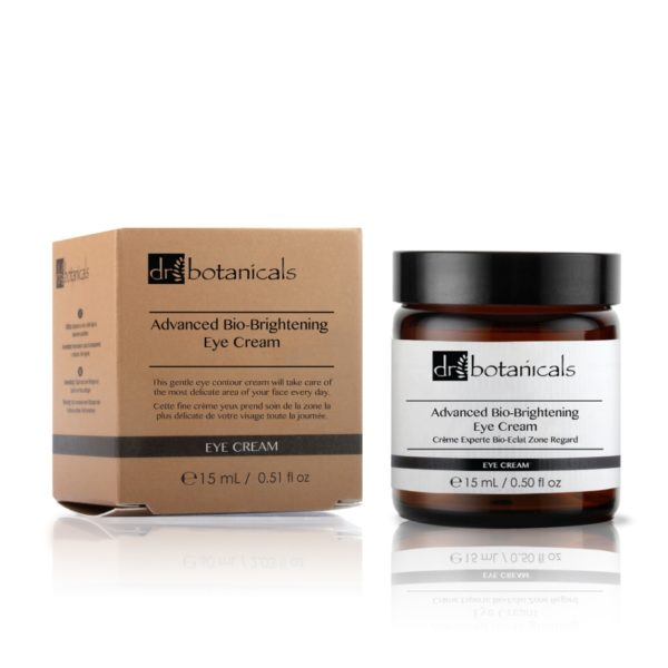 advanced bio brightening eye cream