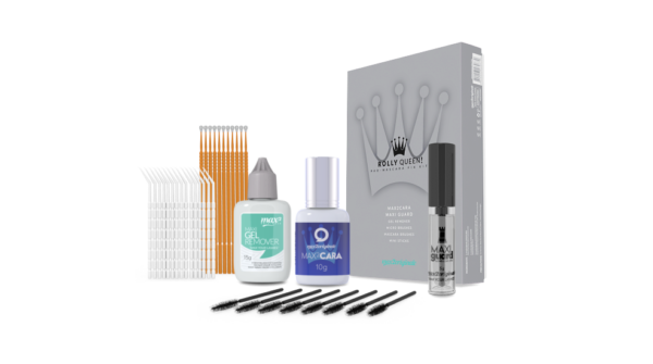 Mascara Kit Rolly Queen