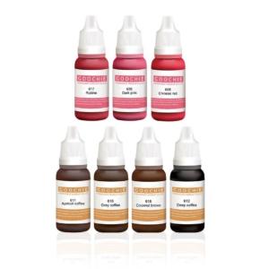 micro pigments