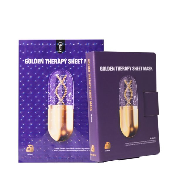 NOHJ Golden Therapy Sheet Mask