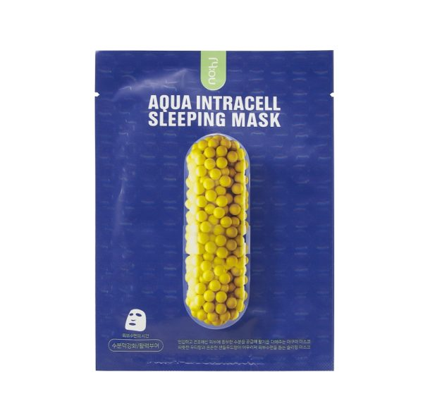NOHJ Intracell Sleeping Mask pack 26g AQUA PORE