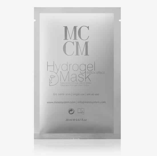 MCCM Hydrogel Mask