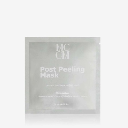 MCCM Post Peeling Mask