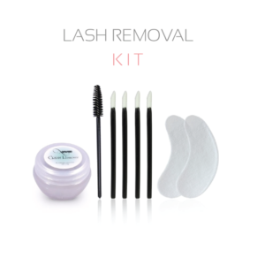 Lash Removal Kit