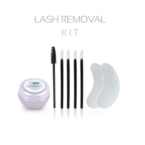 Lash Removal Kit
