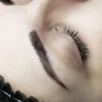 Dark Brown Henna Brows