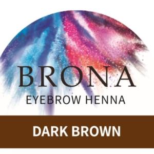 Brona Dark Brown Henna
