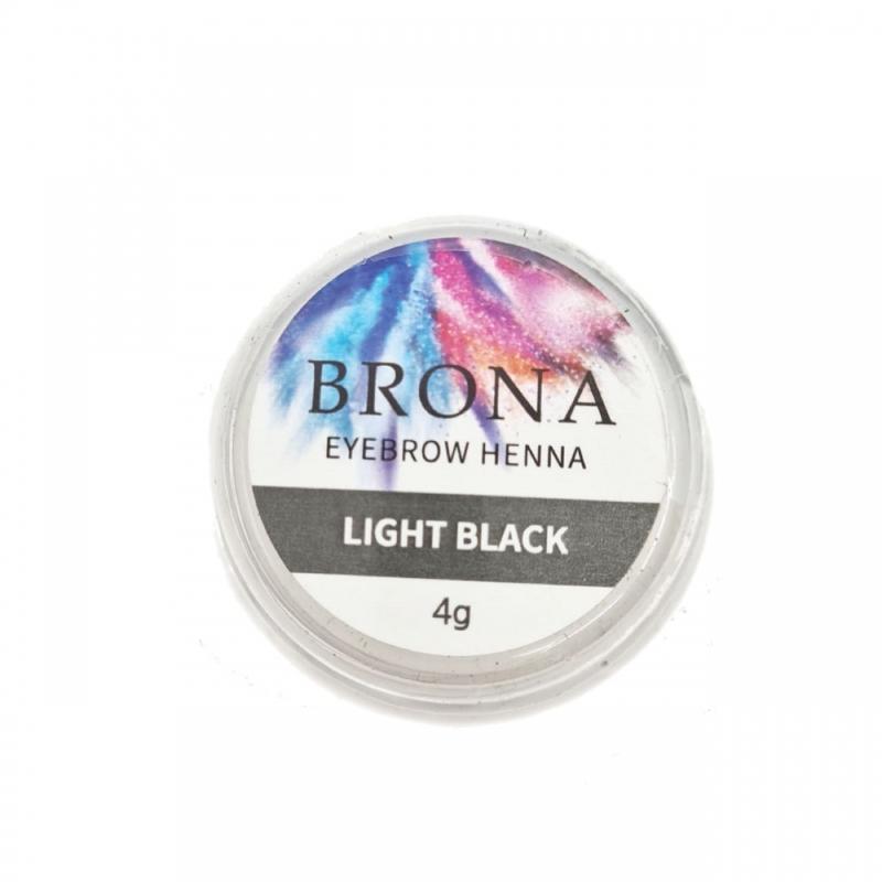Brona Eyebrow Henna