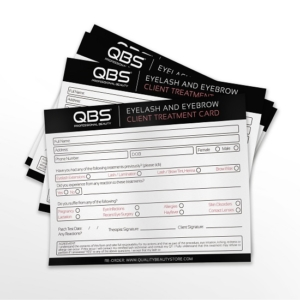 Client Treatment Cards