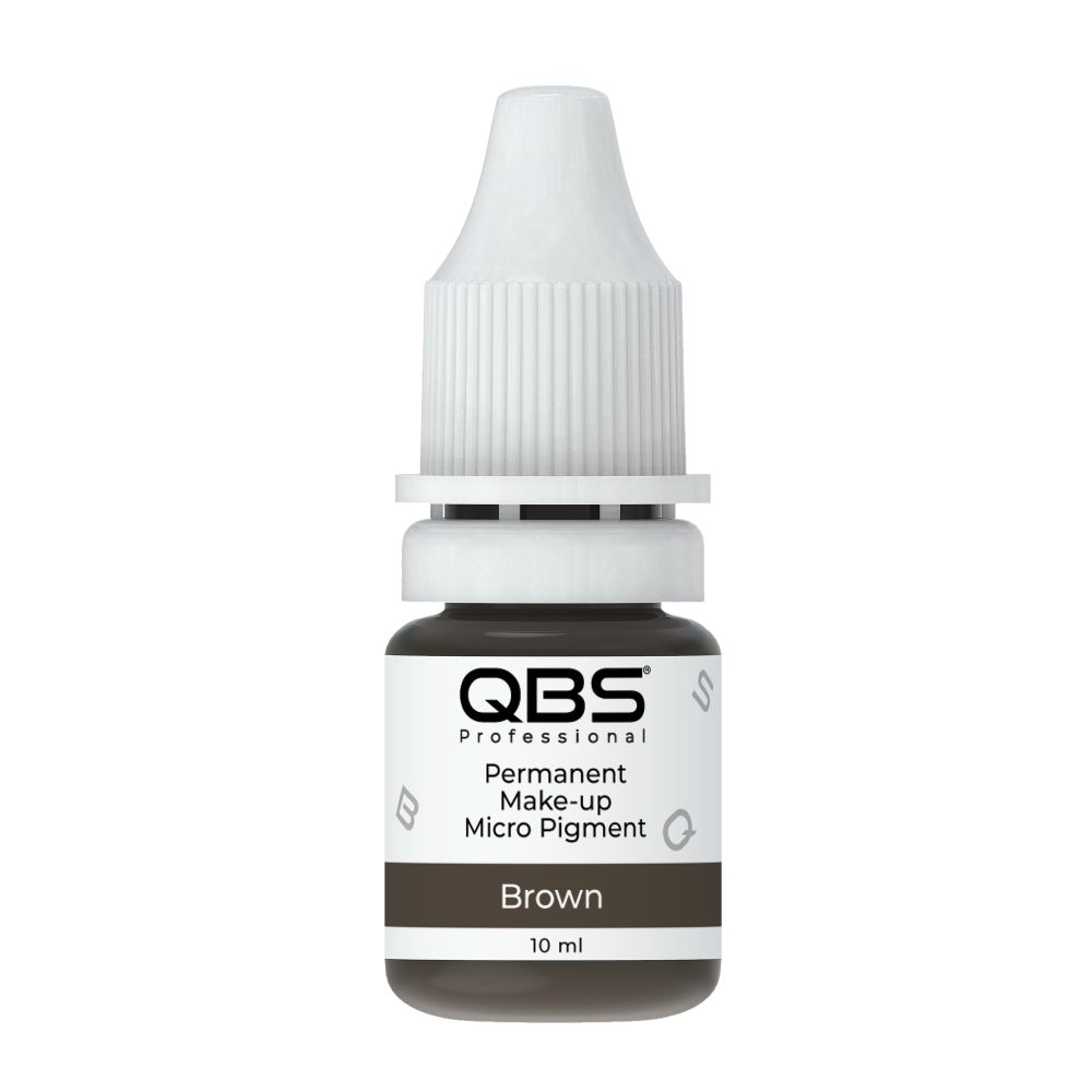 QBS MICROBLADING BROWN PIGMENT