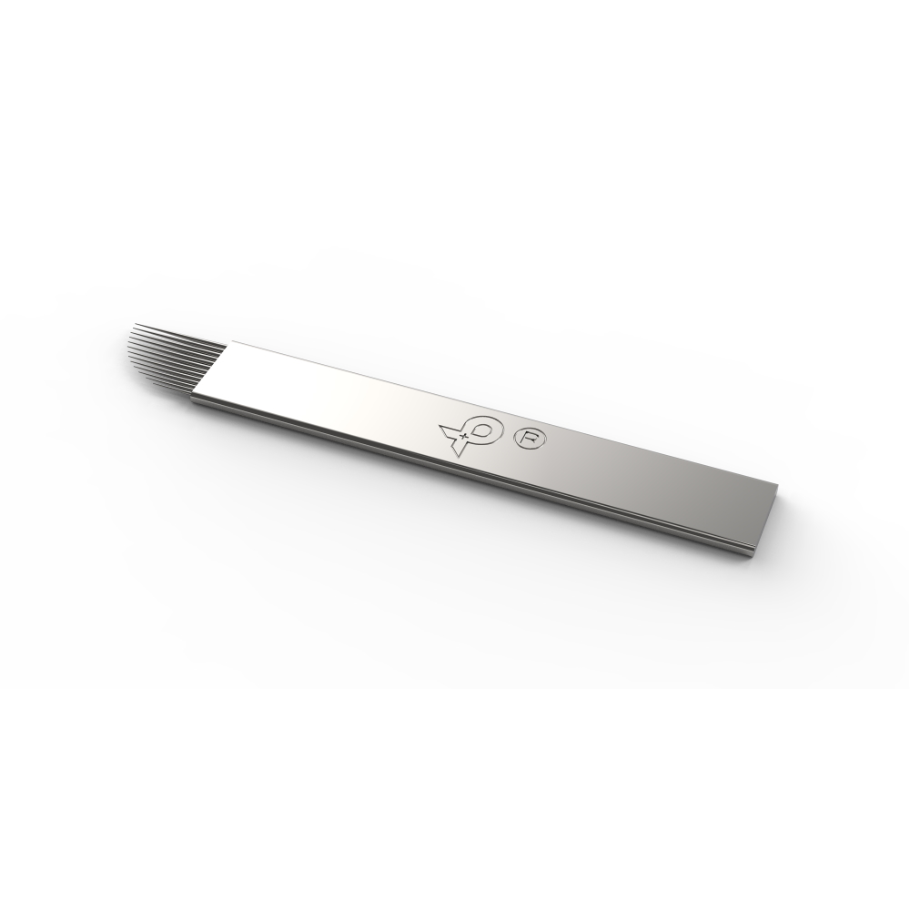 Baer Steel Microblades