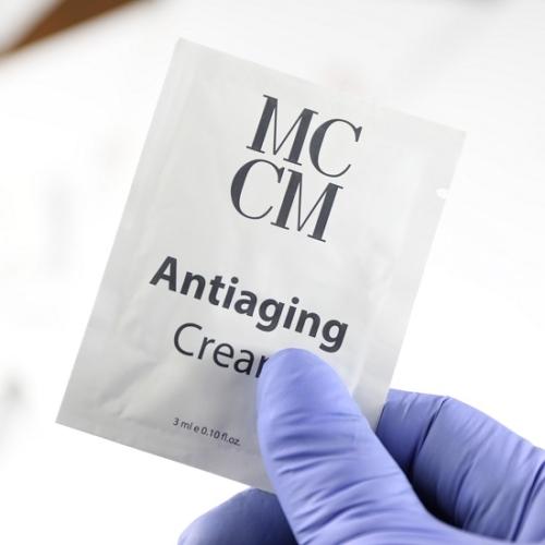MCCM Cream Sample
