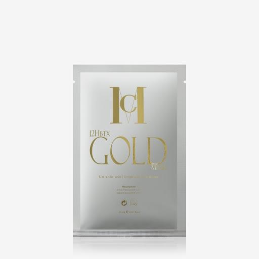 MCCM Gold Leaf Mask